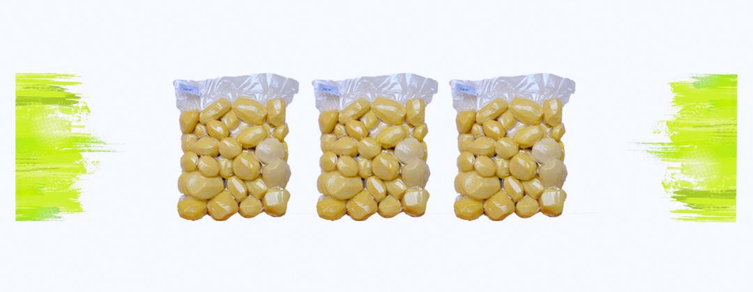 картофель в вакууме