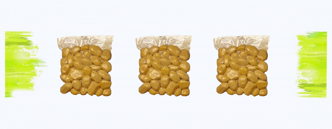 картошка в вакууме